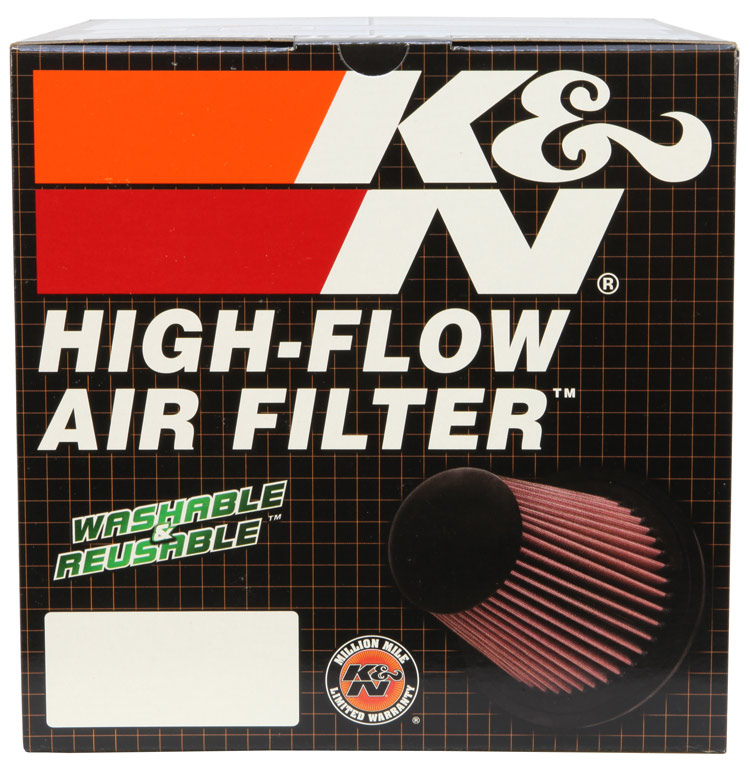 7H 4-3//8T 6-1//2B RU-2800 K/&N Universal Clamp-On Air Filter 5FLG Universal Air Filters