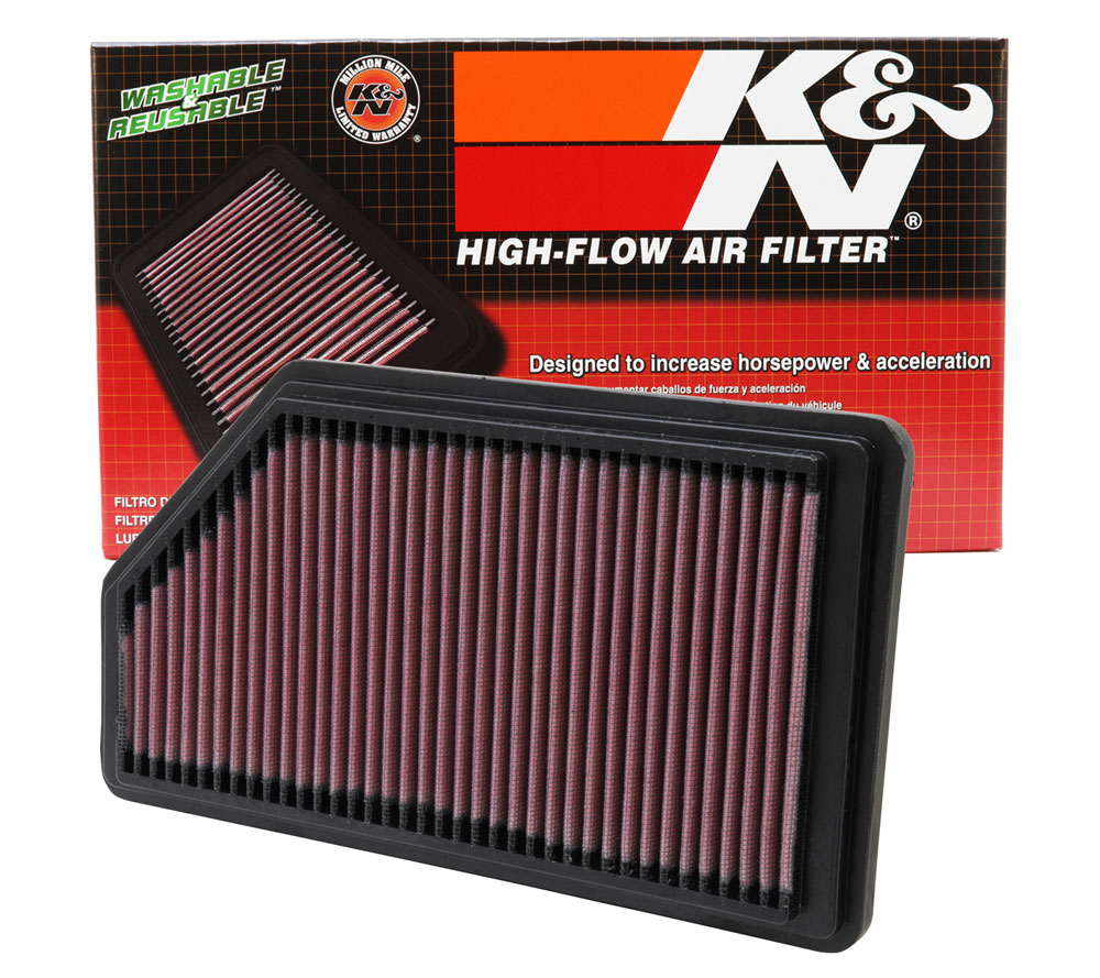 33-2200 K&N Replacement Air Filter ACURA MDX 3.5L V6 01-06