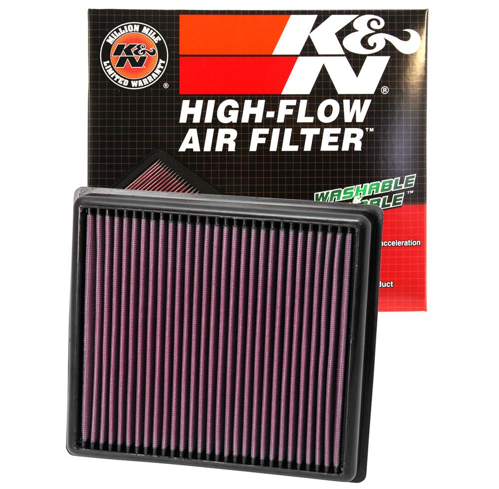 K/&N Air Filter For BMW 1 Series F20 114i//116i//118i//125i 2011-2015 33-2990
