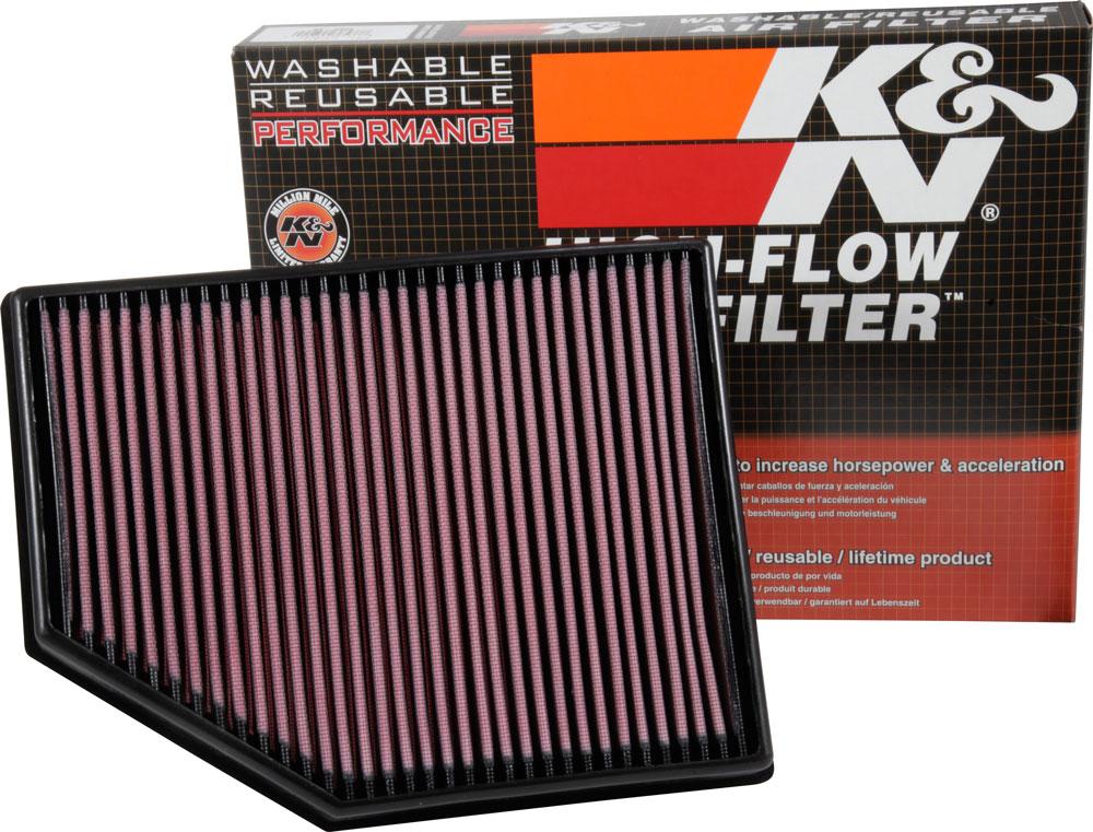 K/&N E-9183 Filtre /à air de remplacement