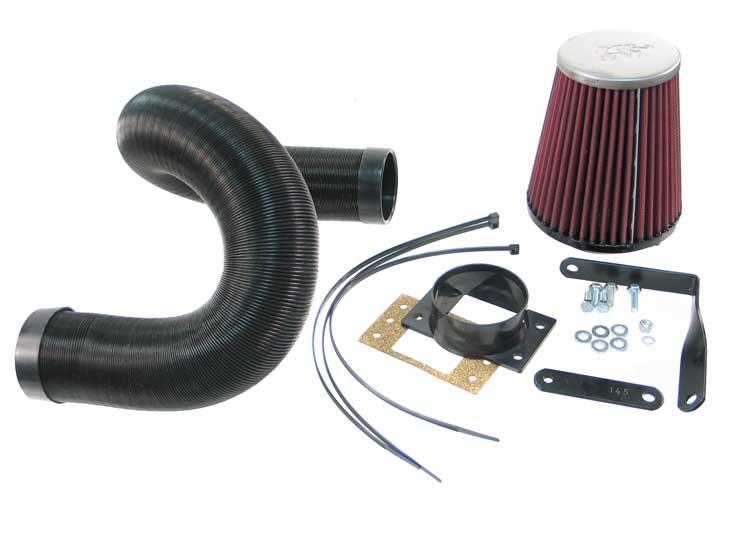 2002-2006 57-0602 K/&N Performance Air Intake System For HONDA JAZZ L4-1.4L F//I