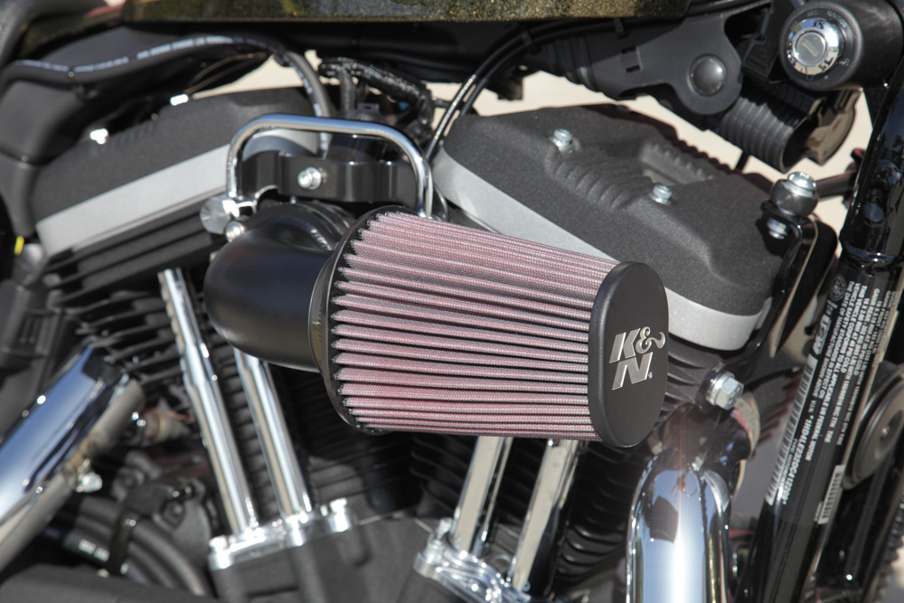 Details about 63-1126 K&N Performance Intake Kit AIRCHARGER