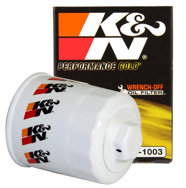 HP-2008 K/&N OIL FILTER AUTOMOTIVE KN Automotive Oil Filters