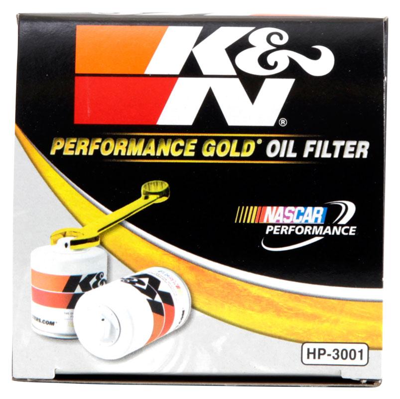 PS-3001 K/&N PRO Oil Filter fits FORD CUSTOM 289 V8 CARB 1965-1967