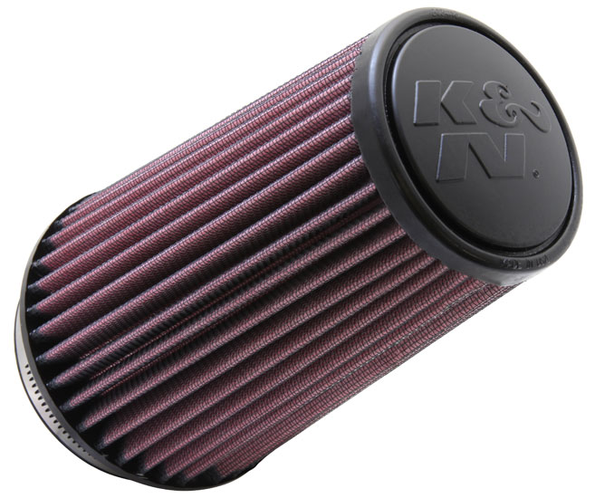 K/&N Filters RU-0810 Car and Motorcycle Universal Rubber Filter