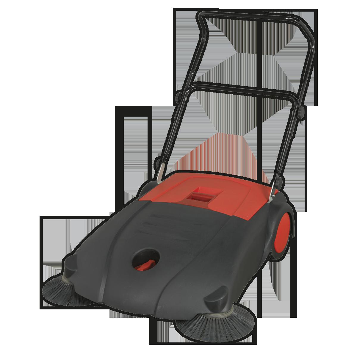Fsw80 Sealey Floor Sweeper 800mm