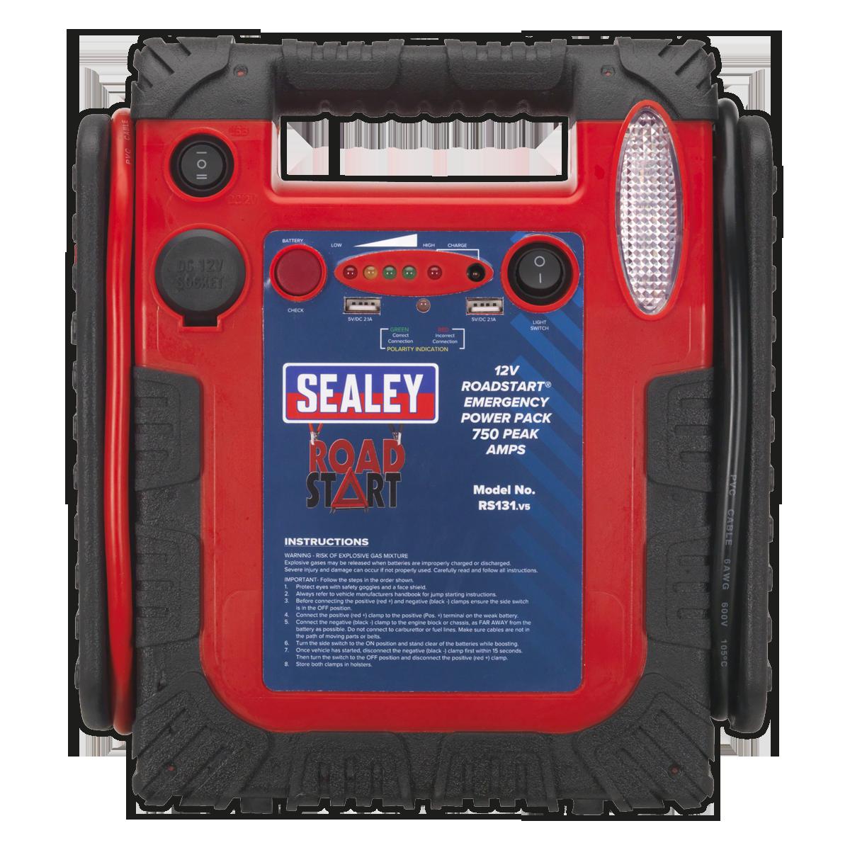 Sealey BTN22 Battery Terminal 24V Negative Heavy-Duty Pack of 5