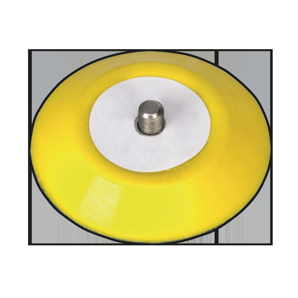"PTC75VA516 Sealey Hook /& Loop Backing Pad Ø71mm 5//16/""UNC Backing Pads /& Nuts"