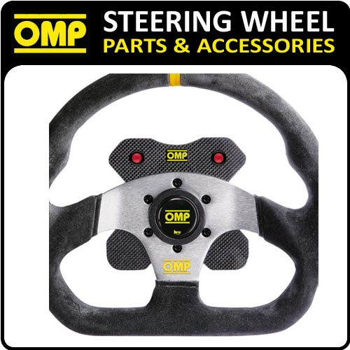 OD/2026 OMP CARBON FIBRE STEERING WHEEL ACCESSORY BUTTON PLATE MOTORSPORT RACE
