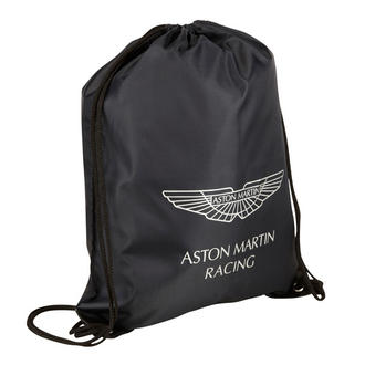 SALE! ASTON MARTIN RACING PULLSTRING GYM BAG GULF LE MANS VANTAGE ONE SIZE