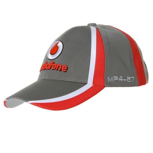 Sale vodafone mclaren mercedes adult f1 team cap adult for Mercedes benz hats sale