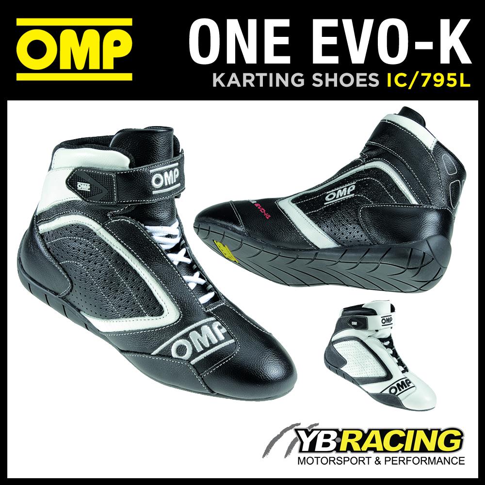 IC/795L OMP ONE EVO-K BOOTS