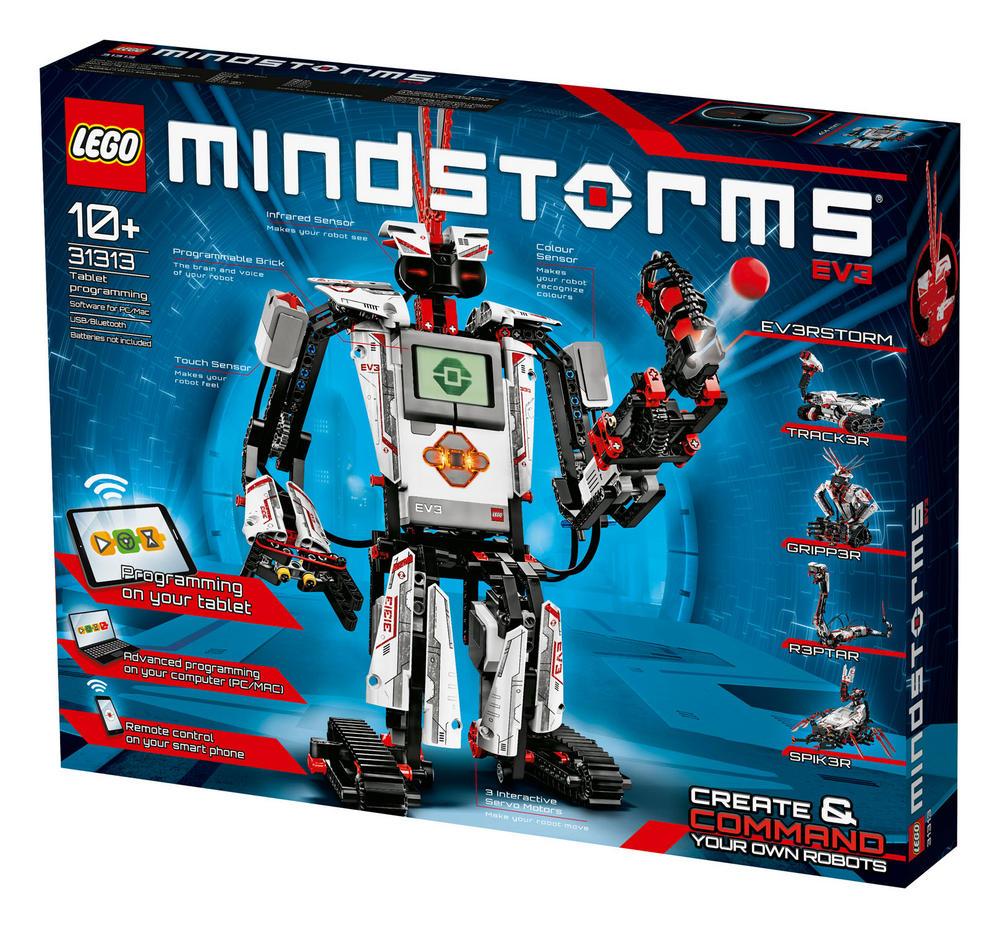 31313 LEGO Mindstorms EV3 MINDSTORMS