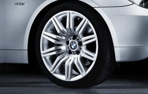 41f068cd26eb Details about 1x BMW Genuine Alloy Wheel 19