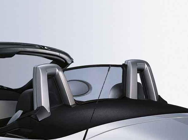 Bmw Genuine Wind Deflector Retrofit Shield E85 Z4 Roadster