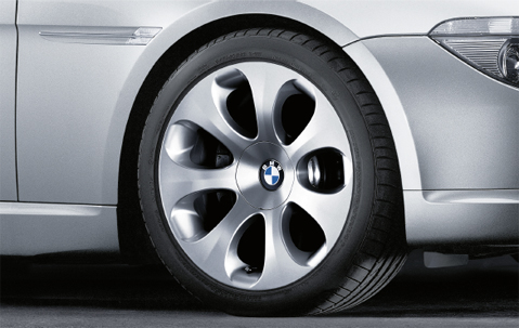 Bmw Genuine 19 Quot Wheel Cover Hub Cap E63 E63 6 Series