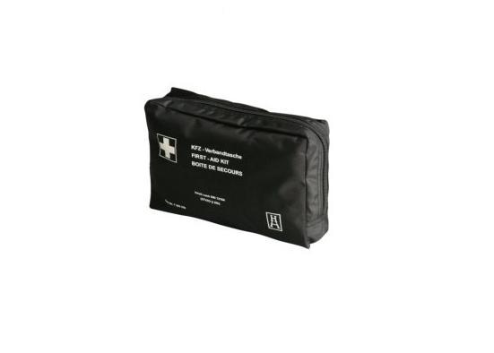 Bmw Genuine Emergency First Aid Travel Kit Black Storage