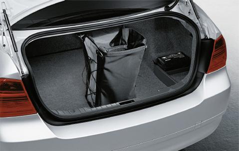 Bmw Genuine Car Boot Trunk Folding Bag Holder E90 3 Series