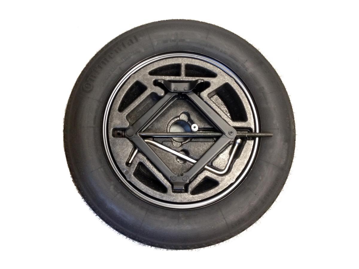 Bmw Genuine Space Saver Spare Wheel Tyre Retrofit Kit E70