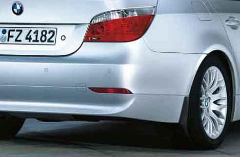 Bmw Genuine Rear Right Bumper Reflector Light E60 E61 63146915040 Ebay