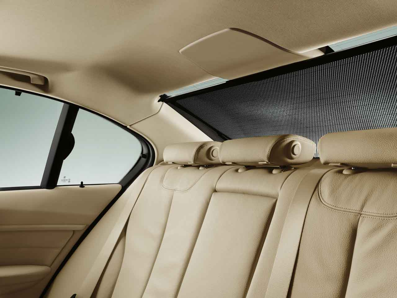 Bmw Genuine Rear Windscreen Window Sun Blind Shade Screen