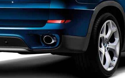 Bmw Genuine Rear Right Sport Bumper Reflector Light E70