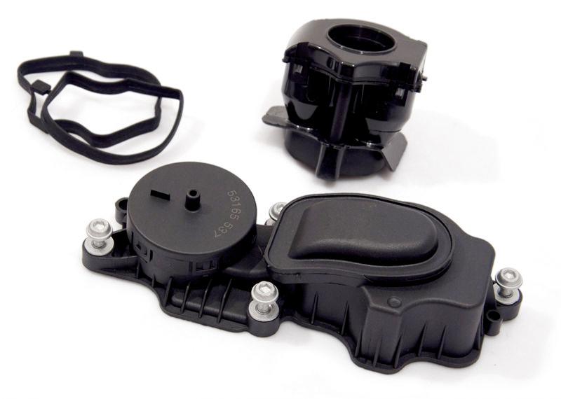 BMW Genuine Crankcase Filter Oil Breather for M57N Diesel ...