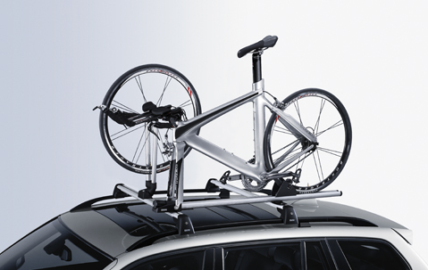 Details About Bmw Genuine Racing Bike Cycle Holder Carrier Roof Rack 82722326514