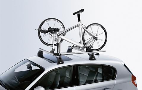 Bmw Genuine Racing Bike Cycle Holder Carrier Roof Rack
