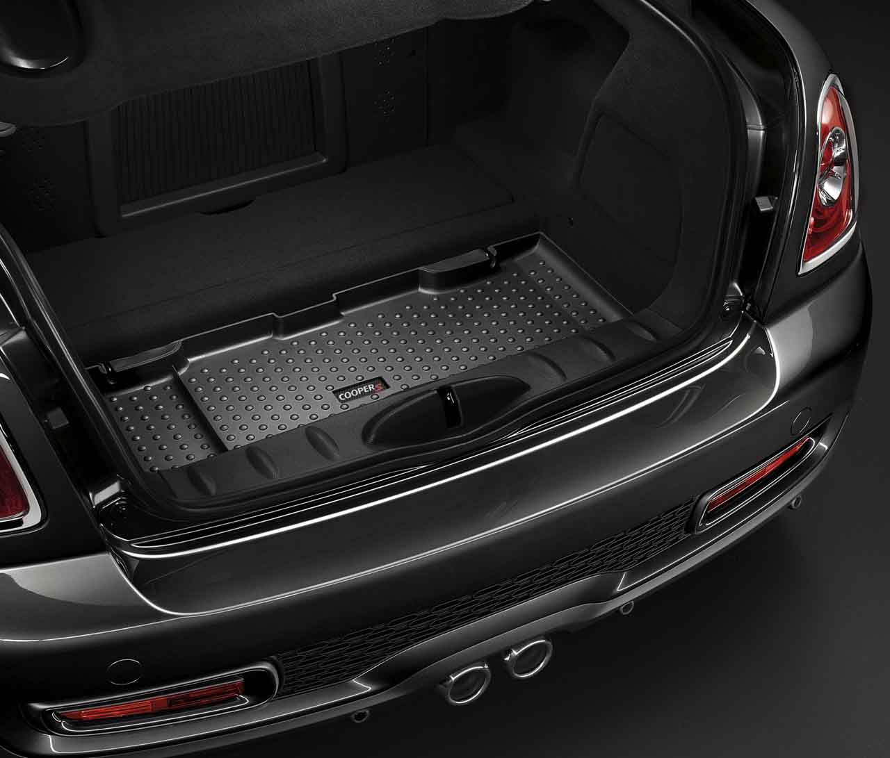 Mini Genuine Fitted Protective Car Boot Cover Liner Mat