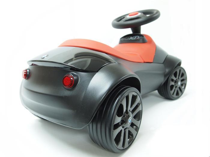 Bmw Genuine Ride On Push Toy Car Baby Racer 2 Black
