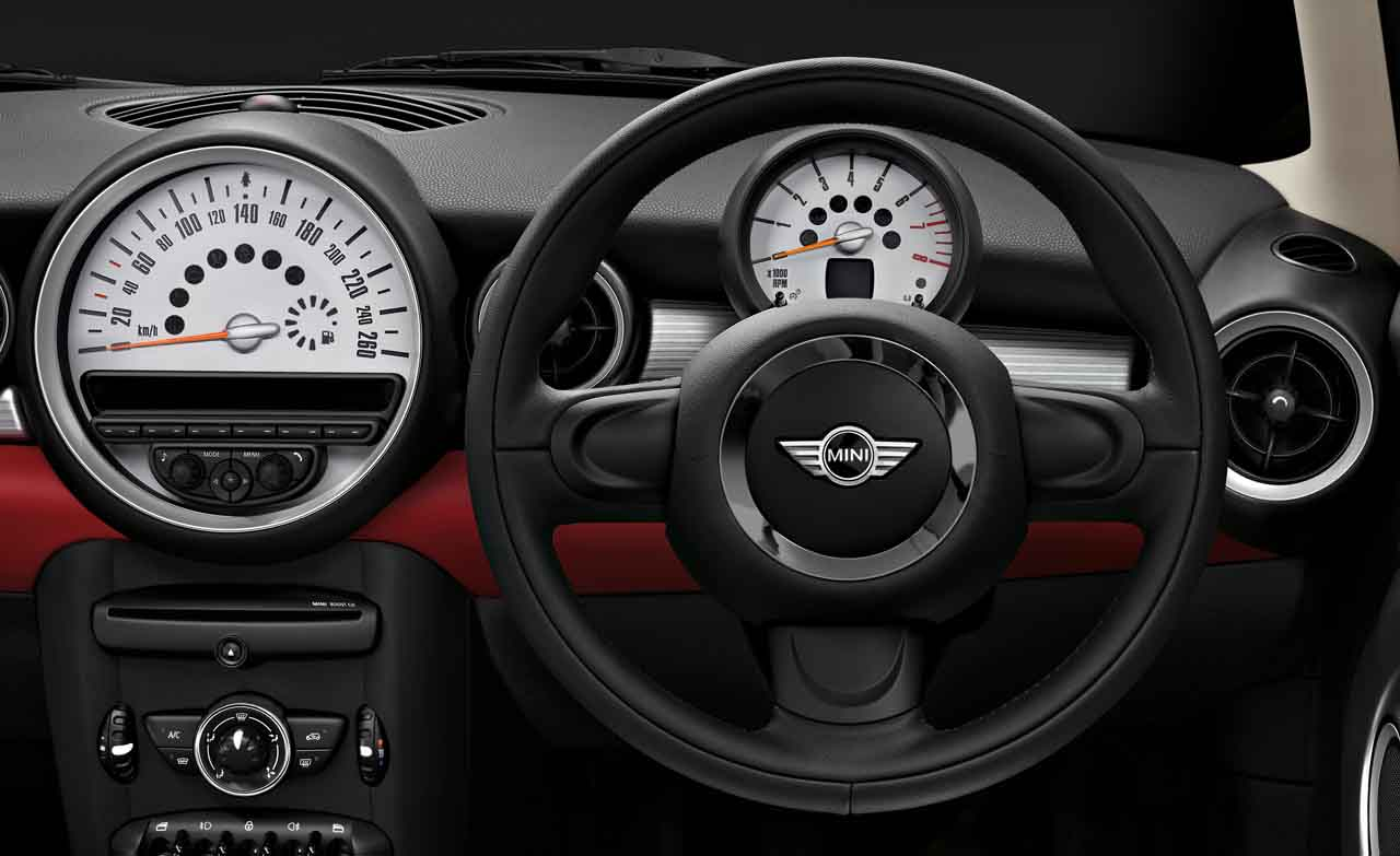 Details About Mini Genuine Sport Steering Wheel Cover Protector Bottom Black 32306863536