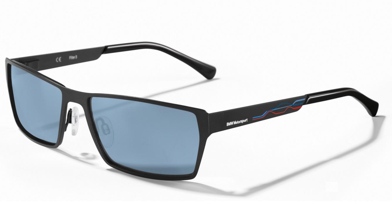 55baa6be42b8 Details about BMW Genuine Motorsport Unisex Blue Lightweight Sunglasses UVA  UVB UVC Protection