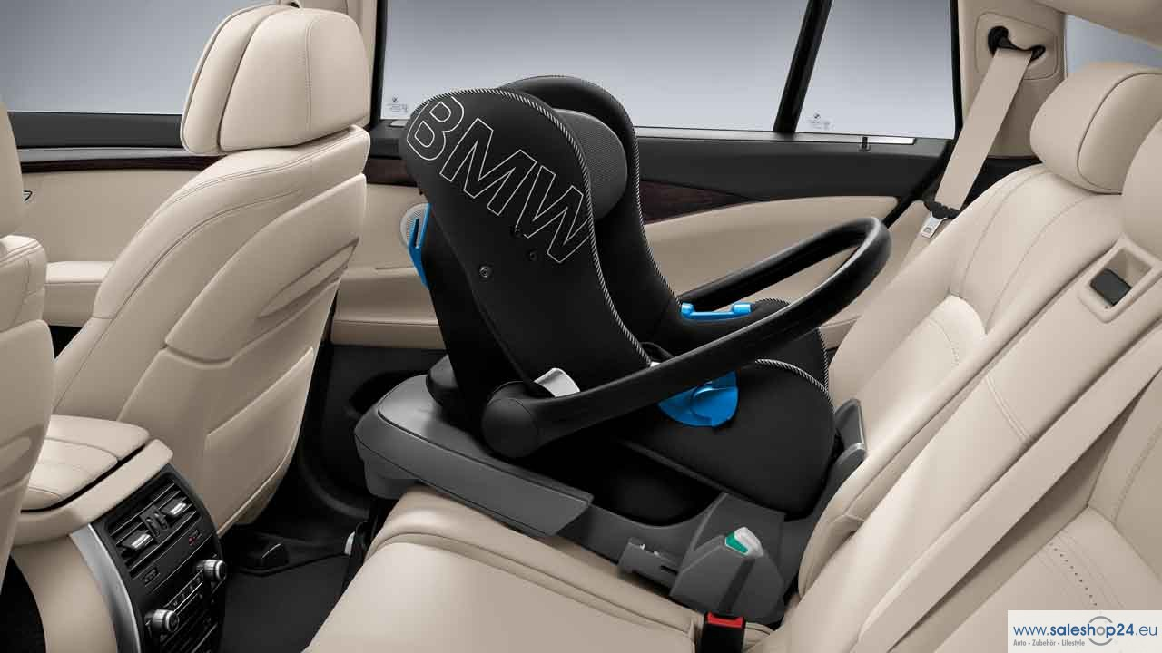 Baby Car Seat Fitting In Car