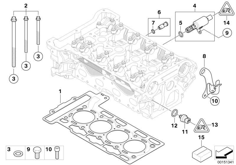2008 Mini Cooper Engine Diagram