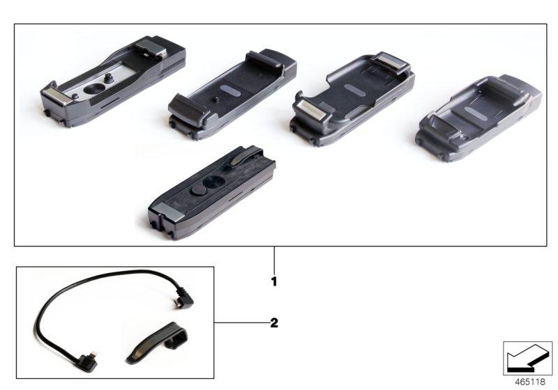 MINI Genuine Snap In Adapter Cradle Dock Apple iPhone 6