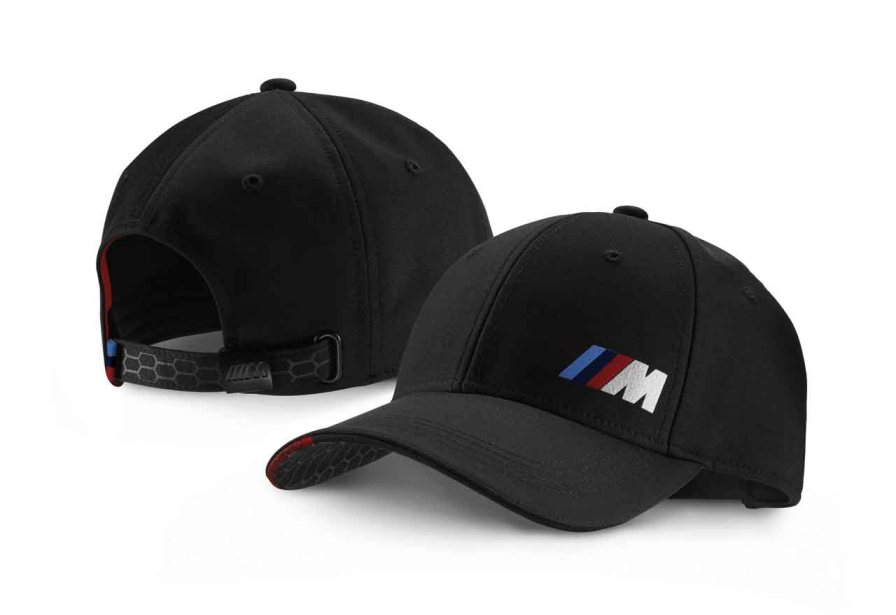 Bmw Genuine M Collection Mens Womens Adjustable Cap Hat