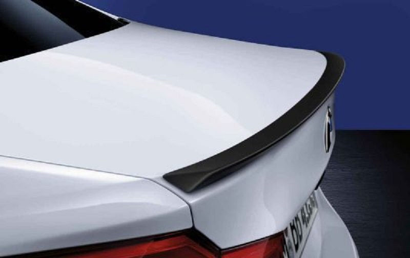Bmw Genuine M Performance Rear Spoiler Black Matt 5 Series