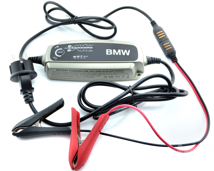 Bmw Genuine Oe Car Trickle Battery Charger Diagnostic