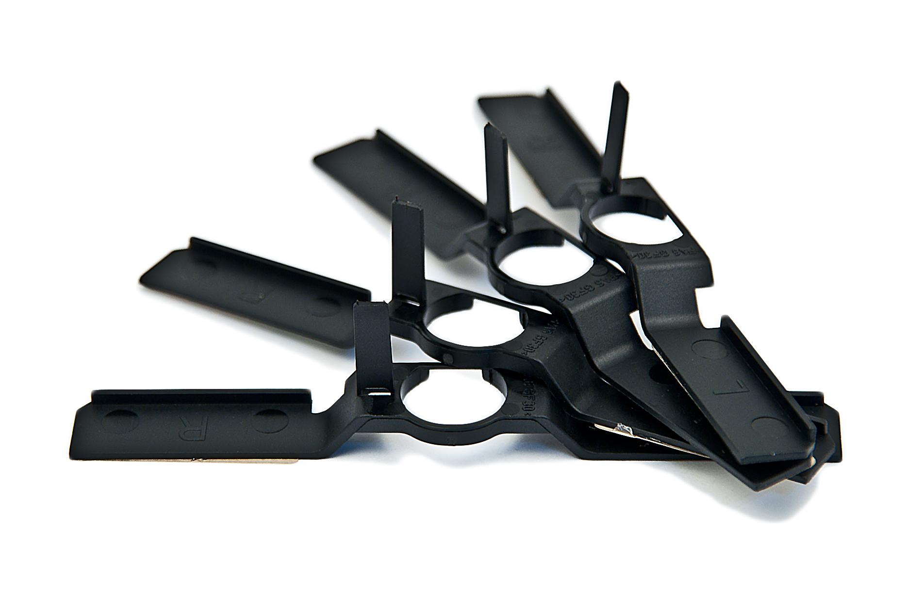 Bmw Genuine Roof Rack Bars Gutter Protector 1 3 Series