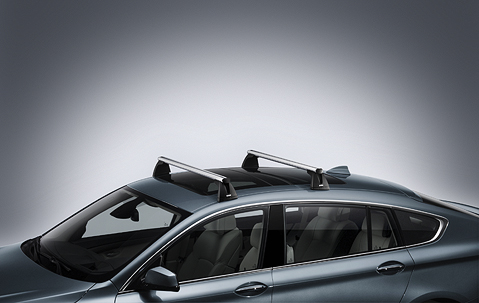 Details About Bmw Genuine Aluminium Lockable Roof Bars Rack F07 5 Series Gt 82710443668