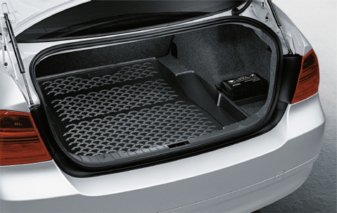 Bmw Genuine Tailored Luggage Boot Mat E90 E92 3 Series