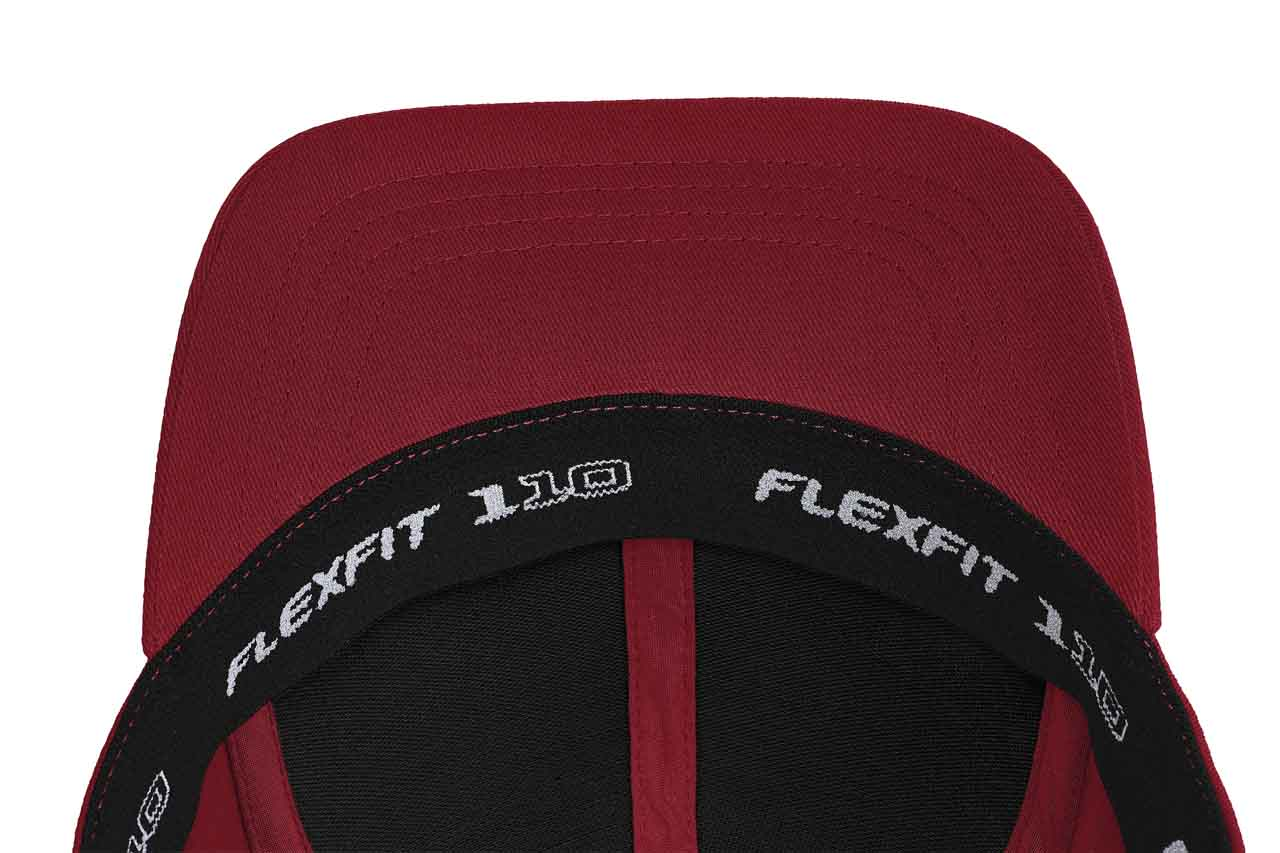 30927220e0e MINI Genuine JCW Rubber Logo Baseball Flexfit Snapback Cap ...
