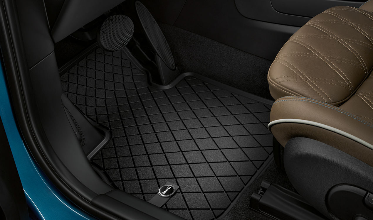 Mini Genuine Convertible Protect Pack Floor Mats Trunk Luggage