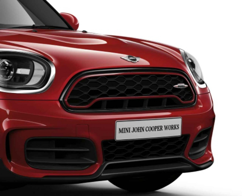 Grille Replacement MINI Genuine Countryman JCW Blackline Cooper S Pack Light Trim