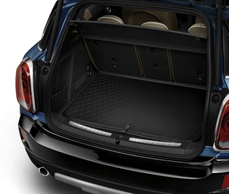 Mini Genuine Countryman Protect Pack F60 Rubber Floor