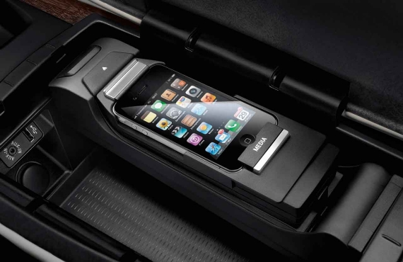 Bmw E Iphone  Cradle