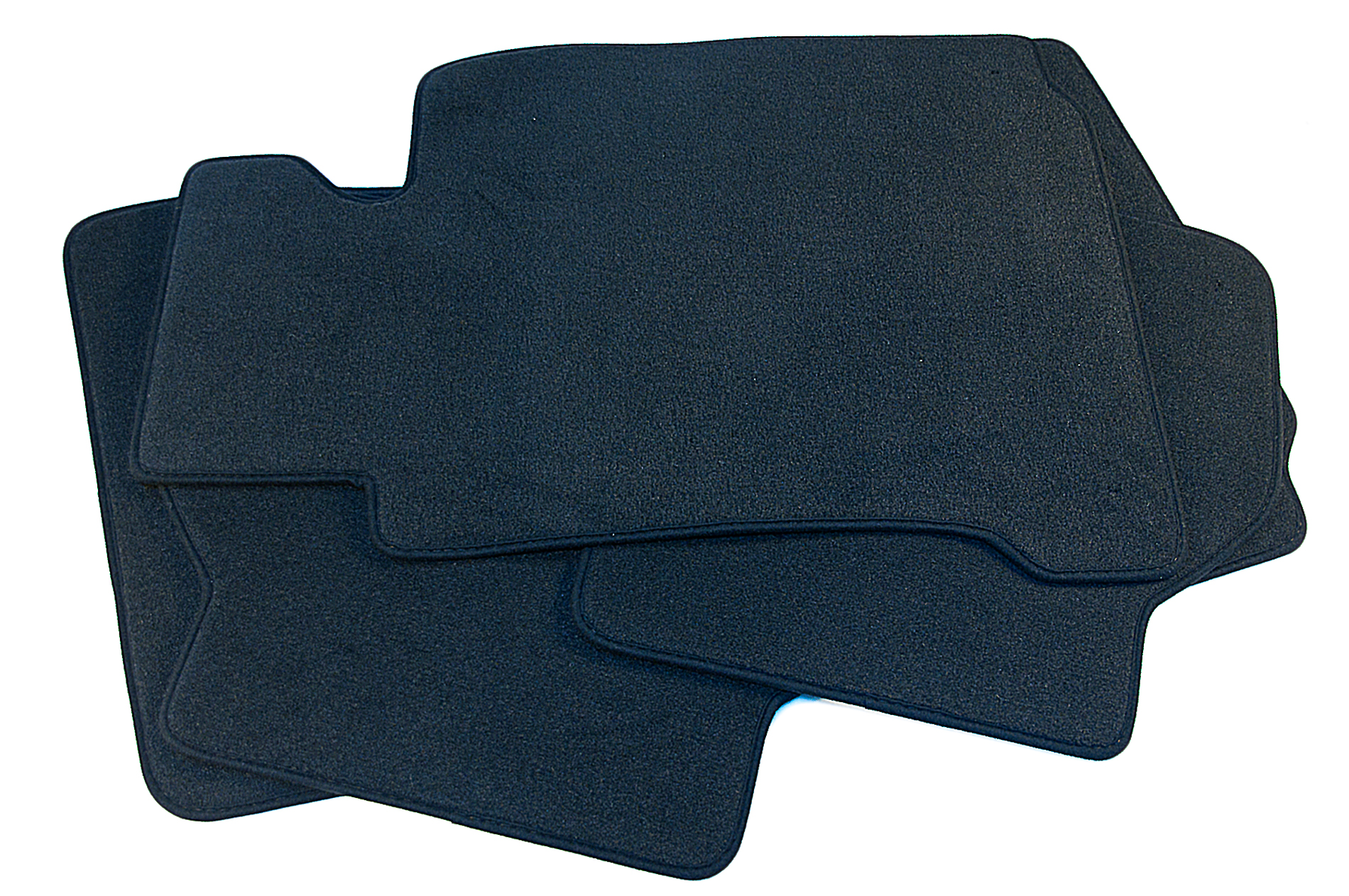 96-03 BMW E39 5 series Tailored Car Mats GREY ANTHRACITE