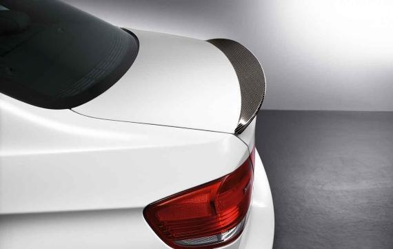 Bmw Performance Genuine Rear Spoiler Carbon E92 3 Series