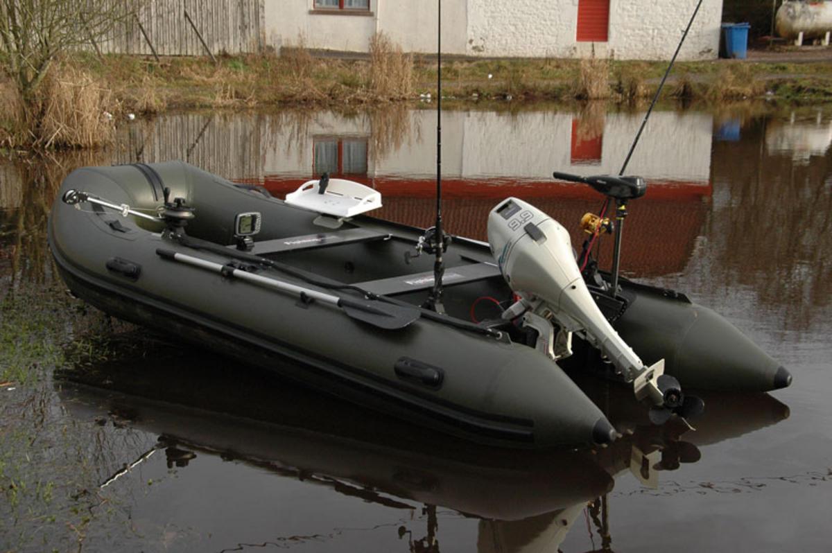 Inflatable Sea Fishing Boat Uk